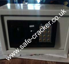 Cheap safe opening