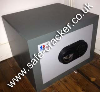 Chubb Secureline safe Forgotten combination