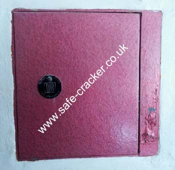 Radway Wall Safe
